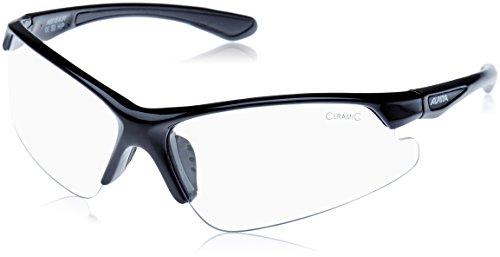 ALPINA Levity Sonnenbrille, Black