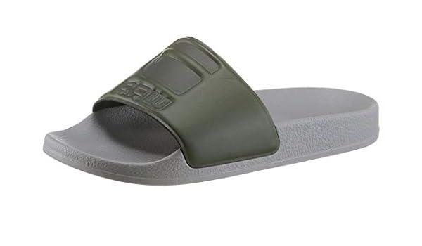 8483c2bbb G-STAR RAW Men's CART Slide Open Sandals, Multicolour (Multicolor 8729), 9  UK 9 UK: Amazon.co.uk: Shoes & Bags