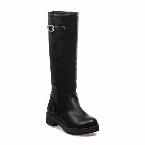 A&N ,  Damen Chukka Boots , schwarz - schwarz - Größe: 36.5 (All Frauen Boots Saints)