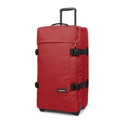 Eastpak Tranverz M Valise - 67 cm - 80 L - Raw Red (Rouge)