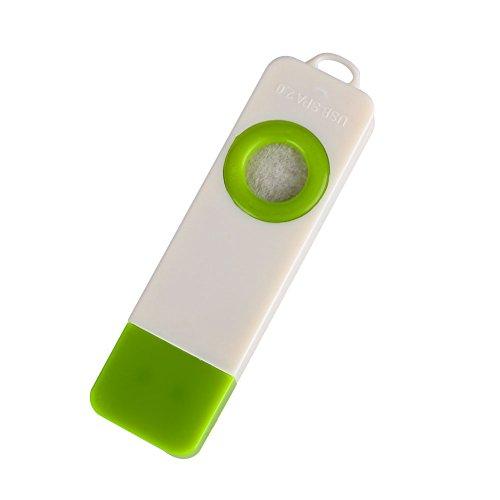 TOPmountain Mode Mini Diffuseur d'aromathérapie USB Encens Automatique portatif Accessoires de décoration de Voiture Aromathérapie à Domicile Arôme sain Humidificateur d'huile