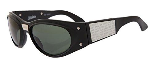 Preisvergleich Produktbild Jean Paul Gaultier Herren Sonnenbrille Schwarz JPG56-5001
