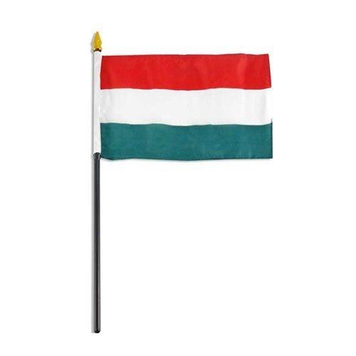 PST Tischflaggen Ungarn (12 Stück)