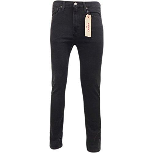 Levi's Herren Skinny Jeanshose, Einfarbig blau blau Gr. 38W x 34L, Baldwin