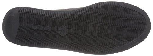 Ara Rom, Sneakers Hautes Femme Gris (street,gun -11)