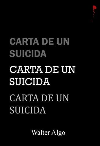 Carta de un suicida
