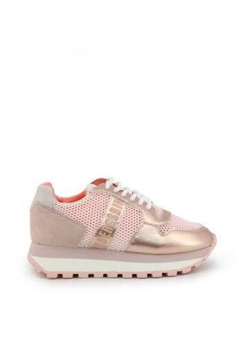 BIKKEMBERGS Sneakers in Rosa Modell: Fend-ER_2087-MESH Grße: 39
