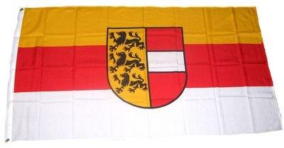 Fahne / Flagge Österreich - Kärnten NEU 90 x 150 cm