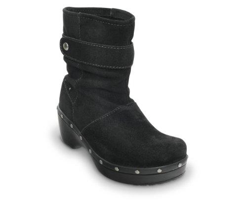 Crocs Mujer Botas Negro Size: 38 EU