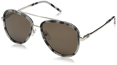 Marc Jacobs Herren Marc 136/S 8E QIV 56 Sonnenbrille, Gryhvnltgold/Brown