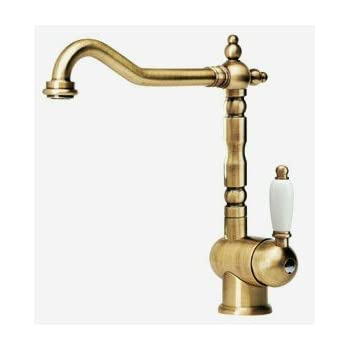 Miscelatore FRANKE OLD ENGLAND rubinetto classico per lavello cucina ...