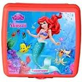 Tupperware Little Mermaid Plastic Sandwi...
