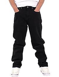 Georgio Peviani Mens Boys True Star Comfort Straight Fit Jeans Time G Religion