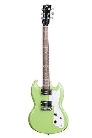 Gibson USA 2017 SG Fusion Electric Guitar - Light Green