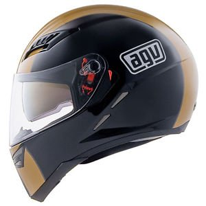 Casque AGV S4 ner or TG M