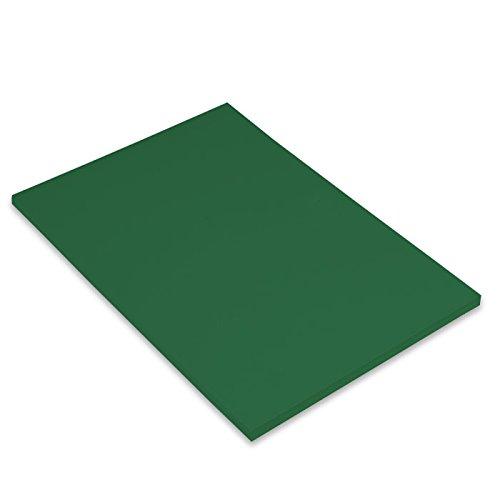 Canson Iris - Cartulina, 50 unidades, color verde selva