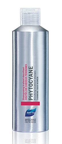 PHYTO Phytocyane Densifying Treatment Shampoo for Women's Thinning Hair, 200 ml