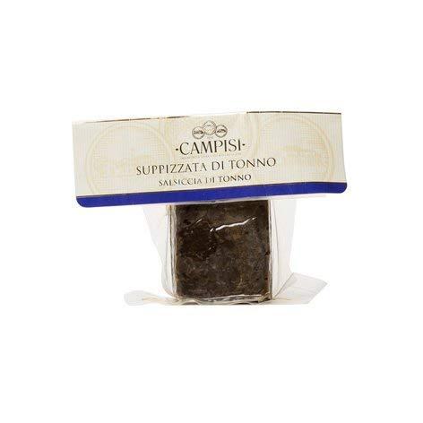 TIPILIANO | Suppizzata di tonno (salsiccia di tonno) | 100 gr.