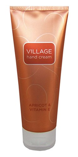 Village Cosmetics Hand Treatment Apricot, 2er Pack (2 x 75 ml)