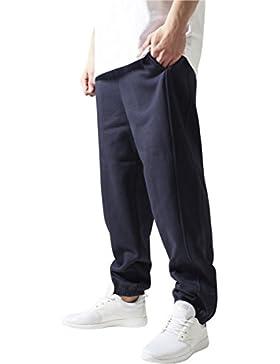 Urban Classics Sweatpants Men navy- XXL