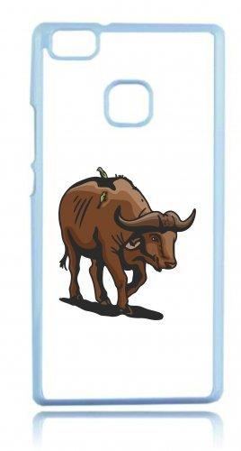 Smartphone Case bufala Costantemente in piedi animali foresta per Apple Iphone 4/4S, 5/5S, 5C, 6/6S, 7& Samsung Galaxy S4, S5, S6, S6Edge, S7, S7Edge Huawei HTC-Divertimento Moti