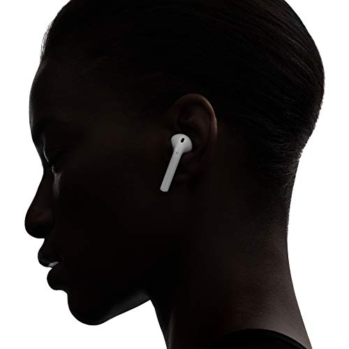 Apple AirPods mit kabellosem Ladecase (Neuestes Modell) - 5