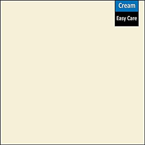 AR'S Easy Care Box Pleated Base Valence Sheets,Plain Dyed Poly cotton,