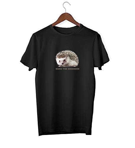81ef08258b57 KLIMASALES Funny Real Realistic Sonic Hedgehog Cute_KK016573 Shirt T-Shirt  para Los Hombres Tshirt For Men Gift For Him Present Birthday Christmas -  ...