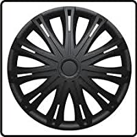 CITROEN BERLINGO VAN 2002-2008 15 Inch Spark Black Trims Wheel Covers Caps Hubs