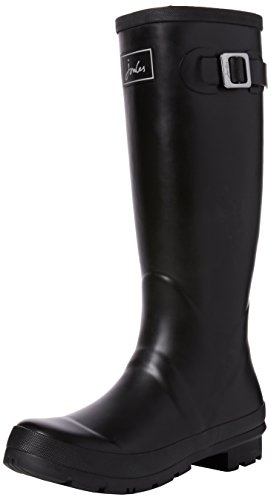 Joules V_fieldwelly, Women's Wellington Boots, Black (Black), 6 UK (39 EU)