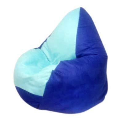 Altmark-Design Sitzsack XL Blau - Mix Incl. Inlett