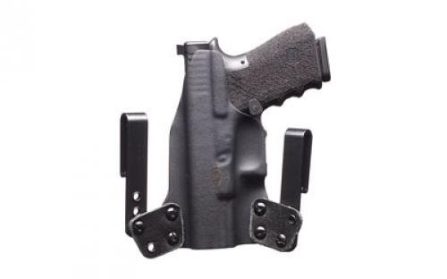 Black Point Tactical Mini Wing IWB Innen die Hose Holster Rechtshänder Schwarz SIG SAUER P320 C Kydex® 103440 -