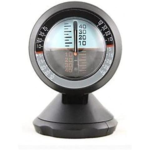 Angle Slope Level Meter Finder Strumento Gradiente Balancer auto inclinometro - 8 Balancer