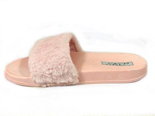 SKO'S, Infradito donna Pink (F1)