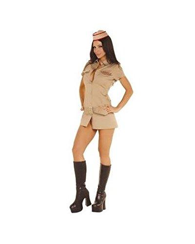 Sexy Kostüm Militärischen - Elegant Moments 2-teiliges Captain Cutie Kostüm