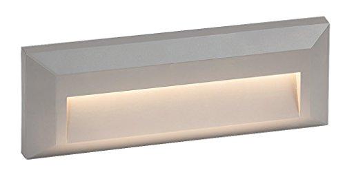 raba Lux 8011a +, Exterior empotrable lámpara de pared Pueblo, integrado, Gris,...