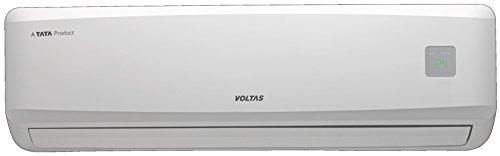 Voltas 1 Ton 5 Star (2017) Split AC (1.0T VOLTAS SAC 125 DY, White)