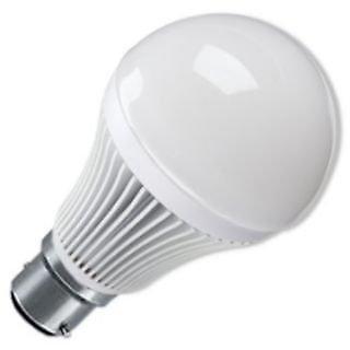 V-Light 12 Watt Plastic LED Bulb(Cool Day Light)