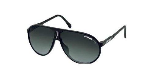 Carrera CHAMPION L BLACK MAT/CZ-GREY Sunglasses (CHAMPION-L-DL5-Y2-62-12-125)