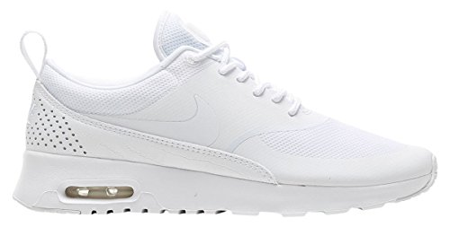 Nike Wmns Air Max Thea, Baskets Femme Blanc (Blanc/Blanc/Blanc)