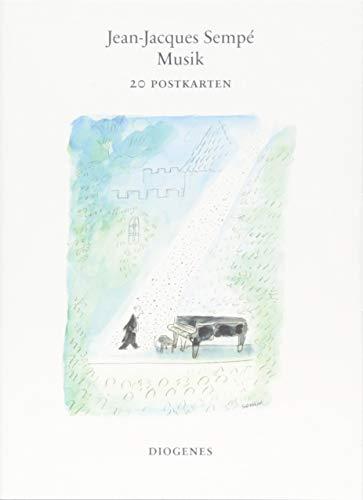 Musik (Postkartenbuch): 20 Postkarten