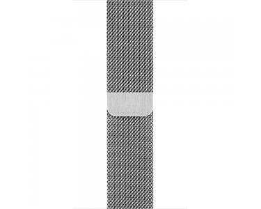 Apple 3C639ZM/A Watch strap Acciaio inossidabile Argento cinturino per orologio