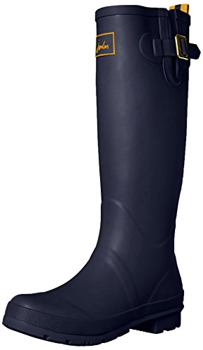 Joules T_Fieldwelly, Women's Wellington Boots, Blue (Frnavy), 6 UK (39 EU)