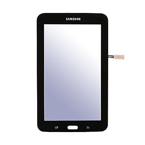 Frontglas Display Touchscreen Ersatzglas mit Digitizer und Werkzeug für Samsung Galaxy Tab 3 T113 (7,0 Zoll)