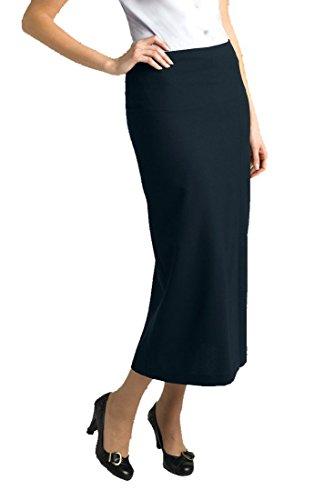 Clubclass Indigo Ladies Long Skirt Test