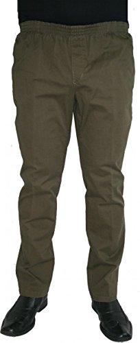 Luigi Morini -  Jeans  - straight - Basic - Uomo verde 28