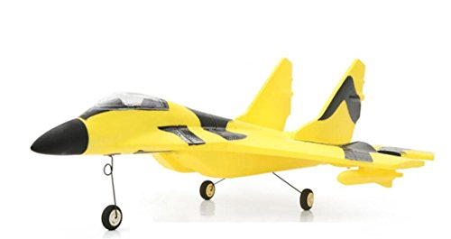jjh-enter-remote-control-glider-fixed-wing-model-aircraft-model-toy-aircraft-with-gyroscope-yellow