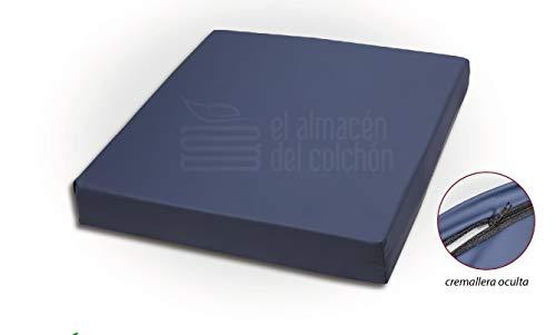 El Almacén del Colchón-Cojín antiescaras viscoelástico. Funda de PU antideslizante...