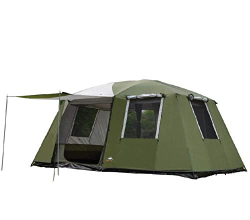 ZXCVBW 5 6 8 10 12 Person 2 Schlafzimmer 1 Wohnzimmer riesiges Zimmer wandern Strand Reisen familienhaus markise Angeln Strand Outdoor Camping Zelt -