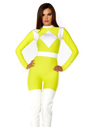 Women's Dynamic Yellow Ranger X-Small/Small